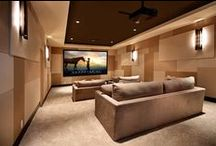 Perfect Home Theater Plans / Creating a perfect home theater is my dream. In this board collecting Home Theater Ideas and Technology around the world.