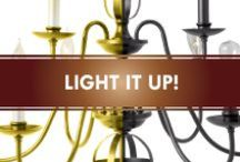 Light it up! / Light fixtures and lamps