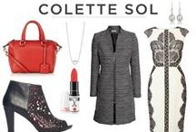 Colette Sol HTW SS15 / How to match our collection with fashion trends in 2015