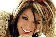 Trendy hair colors / hair color for the trendy new style