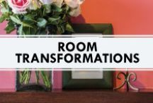 Room Transformations / Find inspiration to transform any room in your home here!