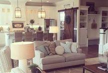 Living Room Inspiration / Living Room Decor