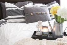 Bedroom Inspiration / Bedroom décor