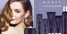 MONAT NATURAL HAIR CARE / I help people get gorgeous, long, healthy hair! Visit my Facebook page for more info and to shop! https://www.facebook.com/marielynnmonat/