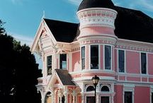 My Vintage Dream Home / A dream of a big house with vintage charm and full of love  / by Pat Thomas ~ My Vintage Dream