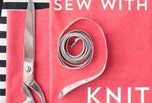 SEWING, KNITTING & more