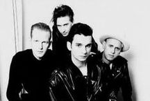 Depeche Mode / by Michelle Brady