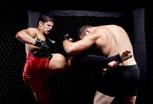 Everything MMA / by Men's Fitness