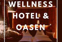 Wellness Hotels & Oasen / Hier stellen wir die schönsten Wellnessoasen und Wellnesshotels in ganz Deutschland vor.