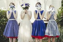 Wedding: Country Lace / Wedding colors are: navy - white -tan -(a little red) Wedding theme is: Garden