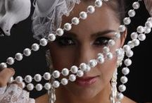 Pearls of White & Ivory   / by Pat Thomas ~ My Vintage Dream