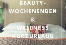 Wellness Urlaub // Wellness Kurzurlaub & Beauty Wochenenden / Hier warten tolle Wellnesstipps und Wellness- und Beauty-Kurzurlaubs-Angebote auf Wellnesshungrige. Empfohlen von den Wellnessexperten von www.spaness.de und dem www.wellspa-portal.de