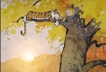 Calvin & Hobbes <3 / by Crystal Bannon