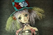 Whimsical ♥ Art ♥ Dolls