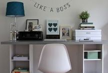 Home: Office & Craft Room