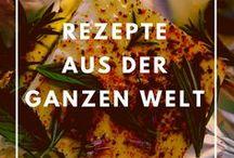 Rezepte / Hier ist Platz für leckere #Rezepte - auch vegan, vegetarisch und vor allen Dingen ausgewogen, lecker und gesund.