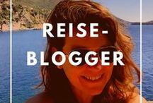 Reiseblogger / Bilder und Artikel von Reisebloggern, Reiseblogs und Bloggerreisen. Erlebt inspirierende Geschichten und Reiseberichte und folgt zahlreichen Reisebloggern auf abenteuerliche, entspannte oder auch einfach nur wundervolle Reisen und an fabelhafte Reiseziele.