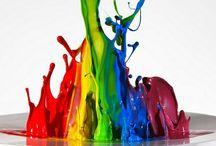 Photography - Focus Colors | Fotografía  - Enfocando Colores / Colors in Photography  | Colores en la Fotografía