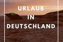 Urlaub in Deutschland / Urlaub in Deutschland - eine Reise durch die deutschen Bundesländer, Städte, Orte und Regionen. Von Ostsee bis Nordsee, von Harz bis Alpen, von Heide bis Vulkaneifel. Deutschland ist einfach toll und vielfältig.