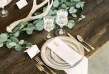 w e d d i n g  d e t a i l s . / Wedding decor, details, favors and ideas.