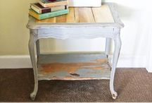 Crafts: Furniture and Home Decor / by Lora Lacey