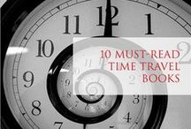 Great Books- Time Travel / Do you like books that focus on Time Travel? Well, so do we!  / by Central Rappahannock Regional Library