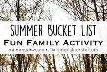 Summer Boredom Busters / by Central Rappahannock Regional Library