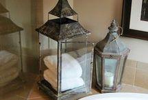 Lanterns & Bird cages Decor