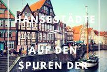 Hansestadt & Hansestädte / Früher gab es überall in Europa viele Hansestädte. Dann wurde es eine Weile still um diese prächtigen Städte. Doch jetzt erwacht die Hanse zu neuer Ehre. Viele alte Hansestädte holen sich den Titel zurück und erinnern so an alte, prächtige Zeiten.