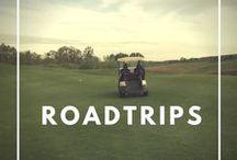 Roadtrips / Wir lieben Roadtrips. Wir waren schon in Schottland, Frankreich, Ungarn, Tschechien, Belgien, Niederlande, Deutschland, Österreich, Baltikum u.v.m. unterwegs. Mal sehen, was noch so folgt... :-)