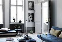 HOME | inspiring interior decor / The main room of your house, a place to come together and share your moments. Bring together any room with beautiful, comfortable furniture and art.
