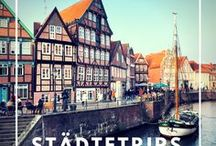 Städtetrips / Städtetrip & Citytrips / Lust auf Städtetrips? Auf dieser Pinnwand findet ihr viele Ideen, Reiseberichte und Empfehlungen für Citytrips und Städtetouren weltweit.