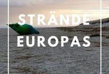 Strände Europa / Wo findet man in Europa die schönsten Strände? Mittelmeer, Ostsee, Nordsee oder vielleicht ganz woanders?  Folgt mir auf dieser Pinnwand und ich zeige sie euch.