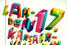 DESIGN Cool Typography / by Lauren Connor (Milne)