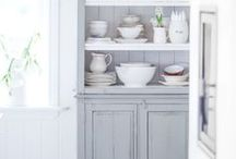 ~*~ Cottage Kitchens ~*~ / by Petite Michelle Louise