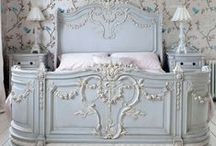~*~ Beautiful Bedrooms ~*~ / by Petite Michelle Louise