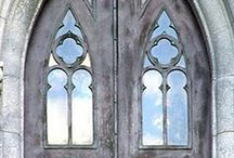 ~*~ Dreamy Doors and Windows ~*~ / by Petite Michelle Louise