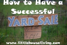 Tips: Garage Sale & Moving