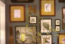 decorating ideas / by Kimberly Chadwell