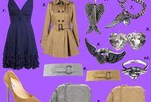 Unique wardrobe & Collections / by Cora Guillen