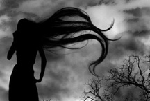 Dark: Art and Pictures / Spooky romance and haunting beauty ♥ / by Bella Gloom
