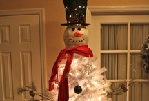 Christmas Trees / A collections of Christmas tree ideas to use in your home. / by Kelly Blizzard