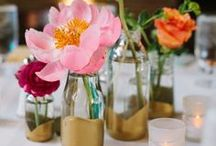Wedding Vase Inspiration / by BloomsByTheBox.com