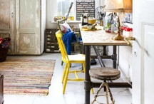 home office / by La casa sin tiempo
