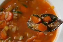 Soups I like
