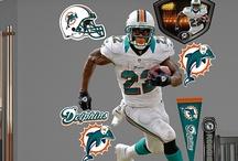 "Miami Dolphin's / Idea's for hubby's Miami Dolphin ""man cave"" / by Kelly Blizzard"