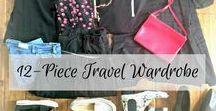 Travel Wardrobe - Various Destinations