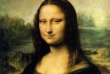 Famous Fine Art paintings / A collection of famous fine Art paintings throughout history.