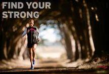 Run Hard / by Phoebe Kulka