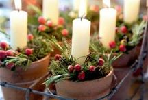ChristmasTime is Here. / Simple #Christmas #Decor